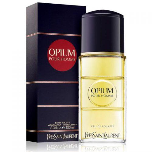 عطر ادکلن مردانه ایو سن لورن اپیوم Yves Saint Laurent Opium Pour Homme