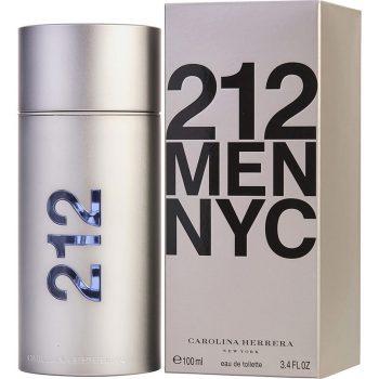 عطر ادکلن مردانه ۲۱۲ کارولینا هررا Carolina Herrera 212 Men