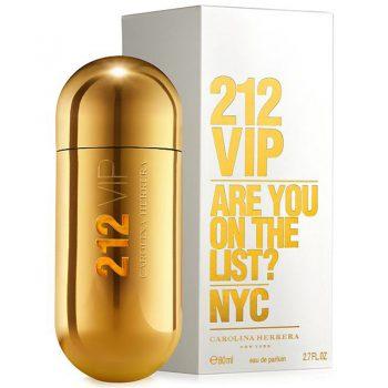 عطر ادکلن ۲۱۲ وی آی پی زنانه Carolina Herrera 212 VIP
