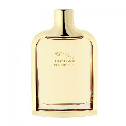 عطرادکلن مردانه جگوار گلد(طلایی) Jaguar Classic Gold