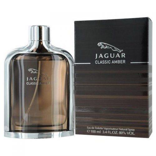 عطر ادکلن جگوار کلاسیک امبر Jaguar Classic Amber