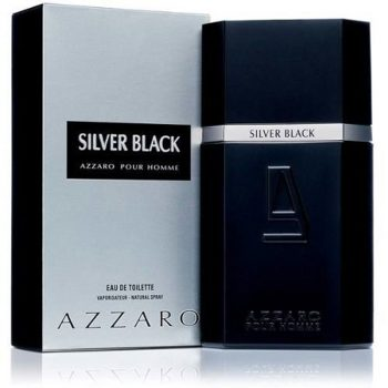 عطر ادکلن آزارو سیلور بلک Azzaro Silver Black