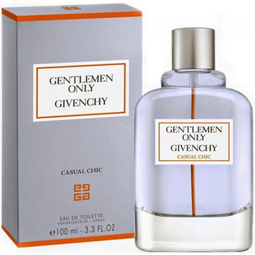 عطر ادکلن جیوانچی جنتلمن اونلی کژوال شیک Givenchy Gentlemen Only Casual Chic