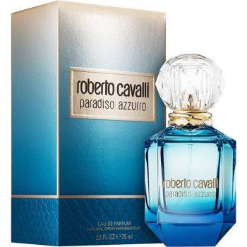 عطر ادکلن روبرتو کاوالی پارادایسو آزورو Roberto Cavalli Paradiso Azzurro
