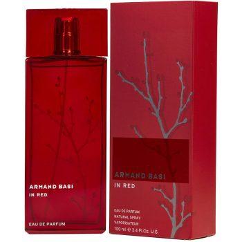 عطر ادکلن زنانه آرماند باسی این رد Armand Basi In Red EDP