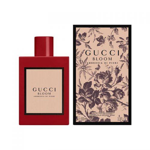 عطر ادکلن زنانه گوچی بلوم آمبرزیا دی فیوری Gucci Bloom Ambrosia di Fiori