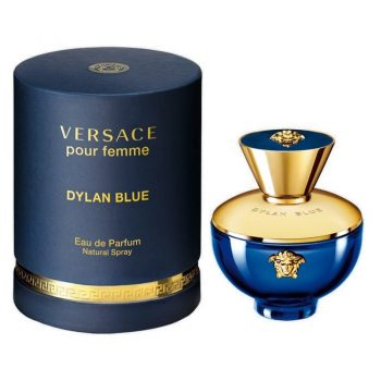 عطر ادکلن ورساچه دیلان بلو زنانه-Versace Pour Femme Dylan Blue