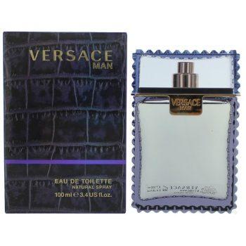 عطر ادکلن ورساچه من Versace Man