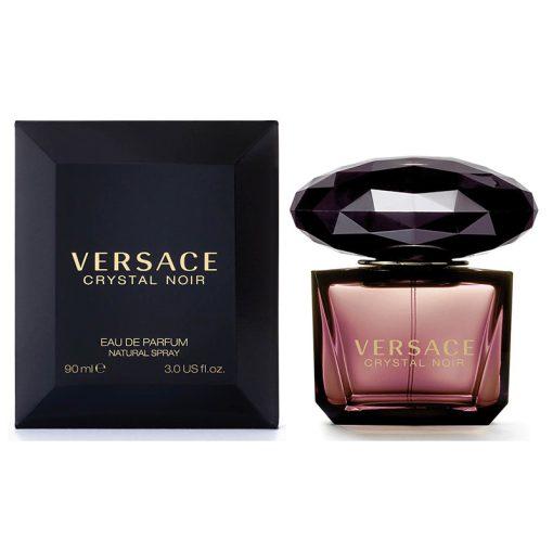 عطر ادکلن ورساچه کریستال نویر ادوپرفیوم-مشکی Versace Crystal Noir EDP
