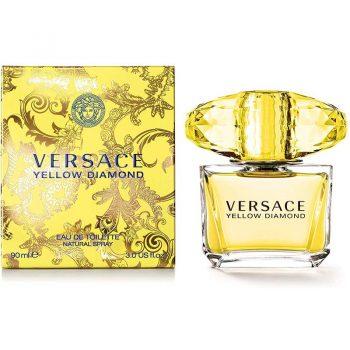 عطر ادکلن ورساچه یلو دیاموند Versace Yellow Diamond