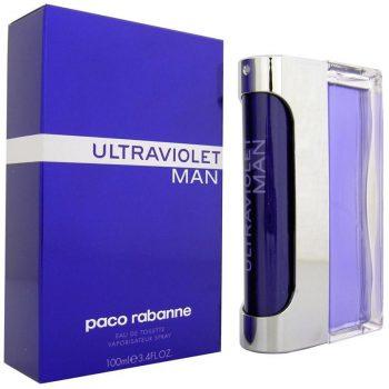 عطر ادکلن پاکو رابان الترا ویولت مردانه Paco Rabanne Ultraviolet