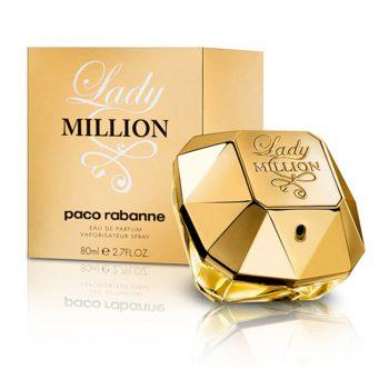 عطر ادکلن پاکو رابان لیدی میلیون Paco Rabanne Lady Million