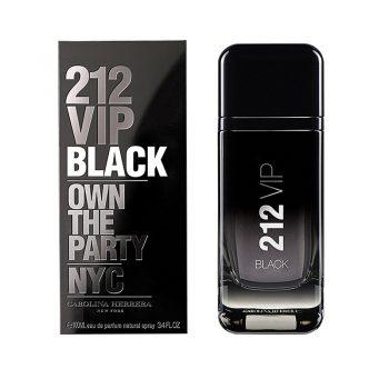 عطر ادکلن کارولینا هررا ۲۱۲ وی آی پی بلک Carolina Herrera 212 VIP Black