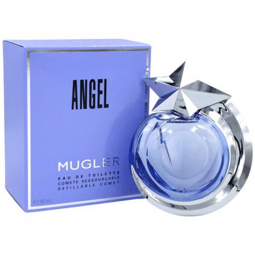 عطر ادکلن تیری موگلر آنجل ادو تویلت-حلزونی Thierry Mugler Angel Eau de Toilette