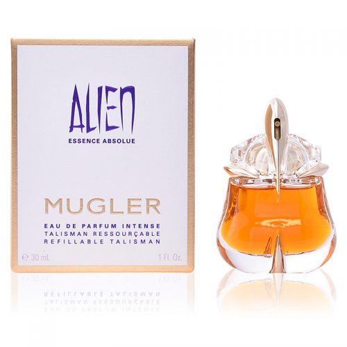 عطر ادکلن تیری موگلر الین اسنس ابسولو Thierry Mugler Alien Essence Absolue