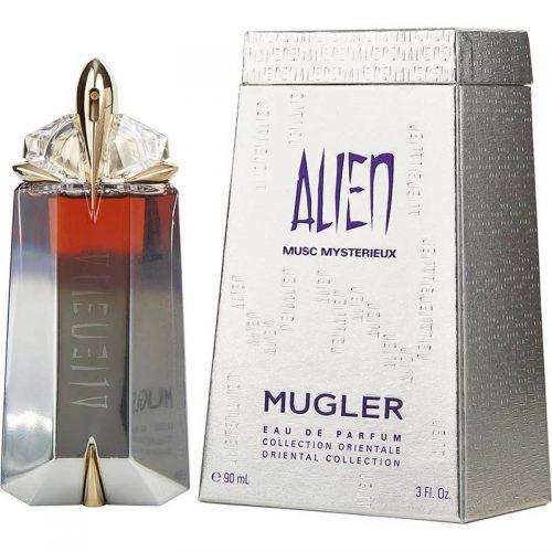 عطر ادکلن تیری موگلر الین ماسك میستریو Thierry Mugler Alien Musc Mysterieux