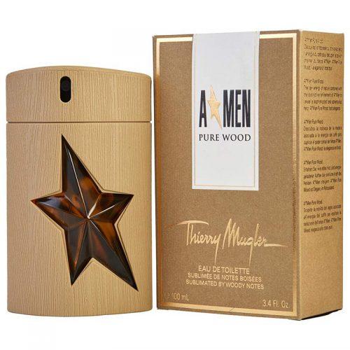 عطر ادکلن تیری موگلر ای من پیور وود Thierry Mugler A Men Pure Wood