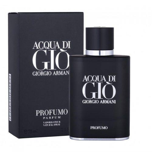 عطر ادکلن جورجیو آرمانی آکوا پروفومو Giorgio Armani Acqua di Gio Profumo 75 ml