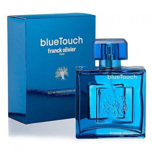 عطر ادکلن فرانک الیور بلو تاچ Franck Olivier Blue Touch