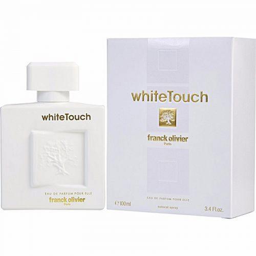 عطر ادکلن فرانک الیور وایت تاچ Franck Olivier White Touch