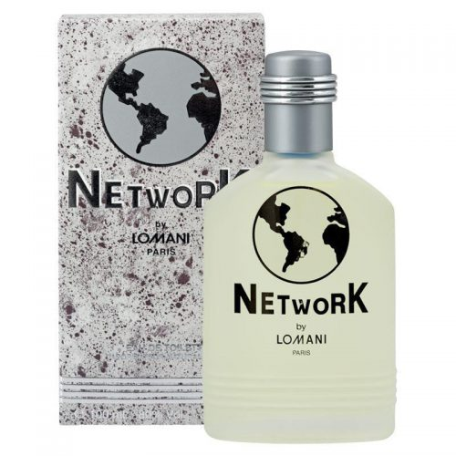 عطر ادکلن لومانی نتورک Lomani Network