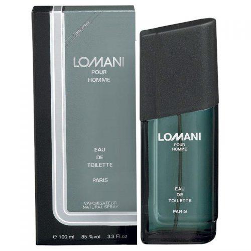 عطر ادکلن لومانی پور هوم مردانه Lomani pour Homme