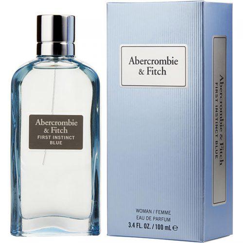 عطر ادکلن ابرکرومبی اند فیچ فرست اینستینکت بلو First Instinct Blue For Her Abercrombie & Fitch for women