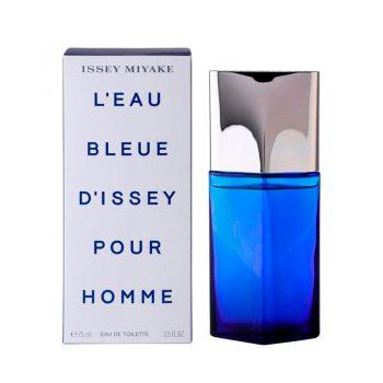 عطر ادکلن ایسی میاکه لئو بلو د ایسه پور هوم 75میل Issey Miyake L'Eau Bleue d'Issey Pour Homme