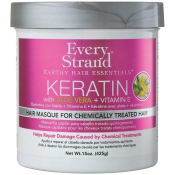 ماسک کراتینه موهای رنگ شده و کراتینه اوری استرند Every Strand Keratin
