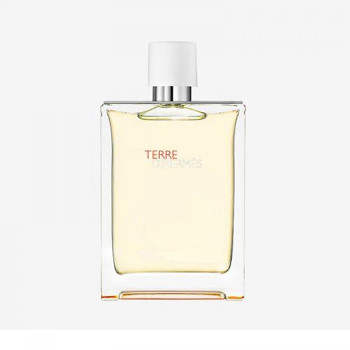 عطر ادکلن هرمس تق دهرمس او تقه فرش Hermes Terre d'Hermes Eau Tres Fraiche