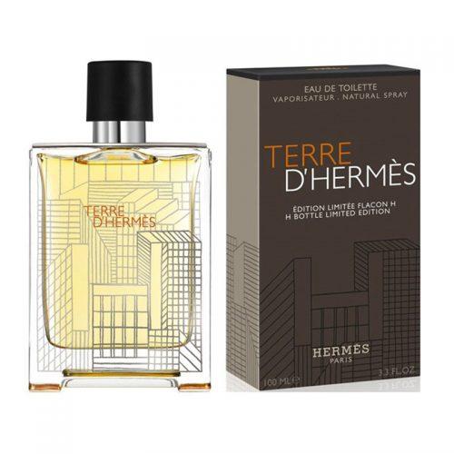 عطر ادکلن هرمس تق هرمس فلاکون اچ ۲۰۲۰ ادوتویلت Hermes Terre d'Hermes Flacon H 2020 Eau de Toilette