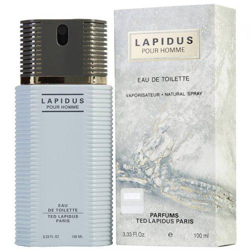 تستر عطر ادکلن تد لاپیدوس لاپیدوس پور هوم TESTER Ted Lapidus Lapidus Pour Homme