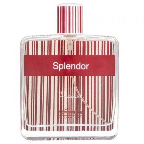عطر ادکلن اسپلندور فلاور قرمز Splendor Flower