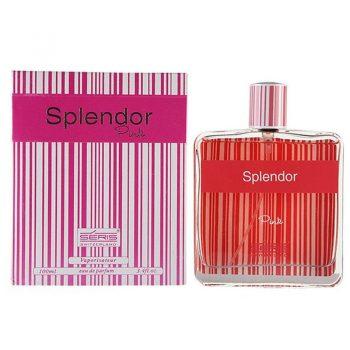 عطر ادکلن اسپلندور پینک قرمز Seris Splendor Pink