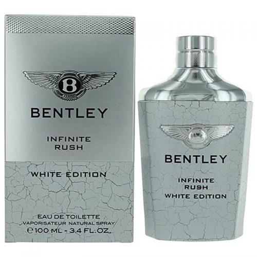 عطر ادکلن بنتلی اینفینیتی راش وایت ادیشن Bentley Infinite Rush White Edition