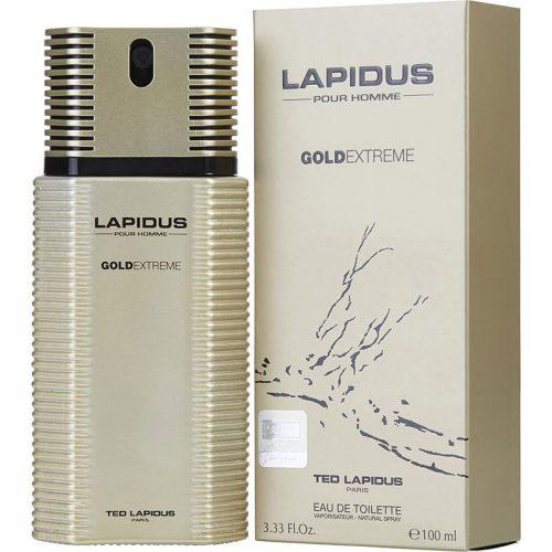 عطر ادکلن تد لاپیدوس گلد اکستریم Ted Lapidus Gold Extreme