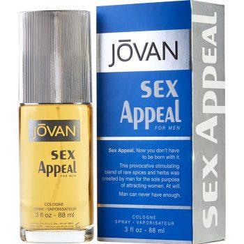 عطر ادکلن جوان اپیل آبی Jovan S-x Appeal