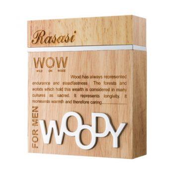 عطر ادکلن رصاصی وودی مردانه Rasasi Woody for men