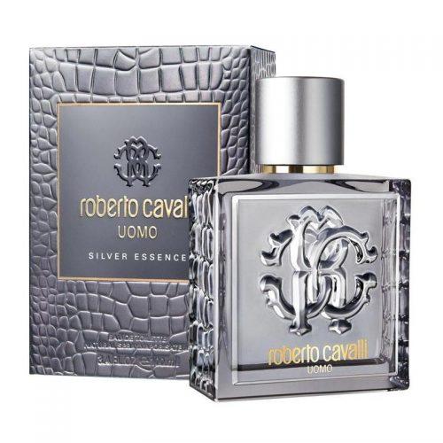 عطر ادکلن روبرتو کاوالی یومو سیلور اسنس Roberto Cavalli Uomo Silver Essence
