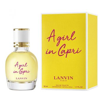 عطر ادکلن لانوین اِ گرل این کپری Lanvin A Girl In Capri