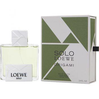 عطر ادکلن لووه سولو لووه اوریگامی LOEWE Solo Loewe Origami