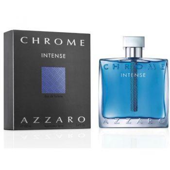 عطر ادکلن آزارو کروم اینتنس Azzaro Chrome Intense