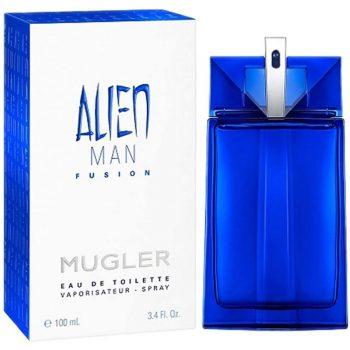 عطر ادکلن تیری موگلر الین من فیوژن مردانه Thierry Mugler Alien Man Fusion