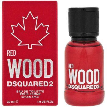 عطر ادکلن دی اسکورد رد وود قرمز DSQUARED² Red Wood