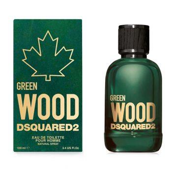 عطر ادکلن دی اسکورد گرین وود سبز DSQUARED² Green Wood