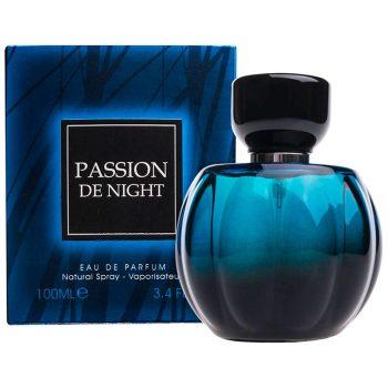 عطر ادکلن فراگرنس ورد پشن د نایت Fragrance World Passion De Night