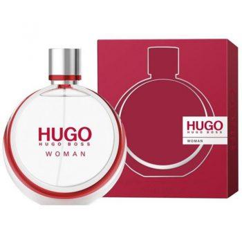 عطر ادکلن هوگو بوس هوگو ادو پرفیوم زنانه Hugo Boss Hugo Woman EDP