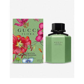 عطر ادکلن گوچی فلورا امرالد گاردنیا Gucci Flora Emerald Gardenia
