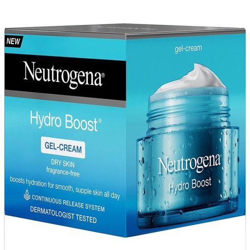 ژل کرم آبرسان نوتروژنا هیدرو بوست Neutrogena Hydro Boost gel-cream