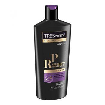 شامپو ترزمه ترمیم کننده و محافظت کننده موها ی آسیب دیده TRESemme Repair & Protect Shampoo